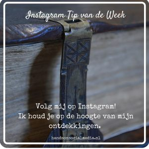 Instagram tip van de week-16