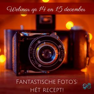 Fantastische Foto's Webinar